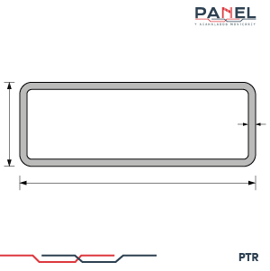 Esquema estructura perfil PTR