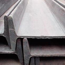 Perfil de acero semejante con el IPR por su forma en H