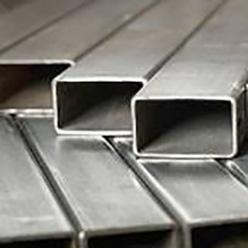 Perfil tubular rectangular galvanizado
