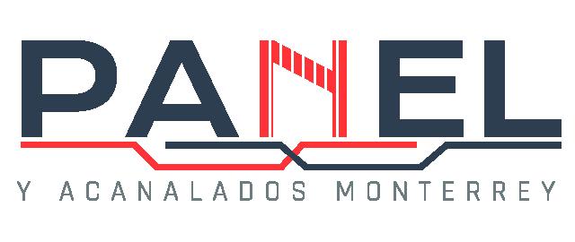 Logotipo de Panel y Acanalados Monterrey