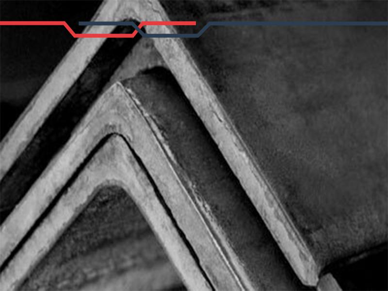 ángulo de acero